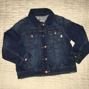 The softest denim jacket!